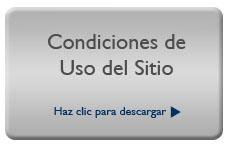 Condiciones de Uso de Sitio